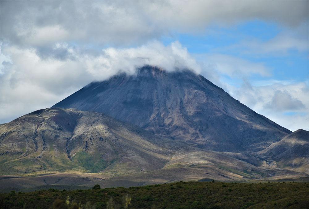 Mt Doom aka Mt Ngauruhoe